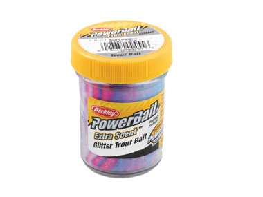 Glitter Trout Bait Dough