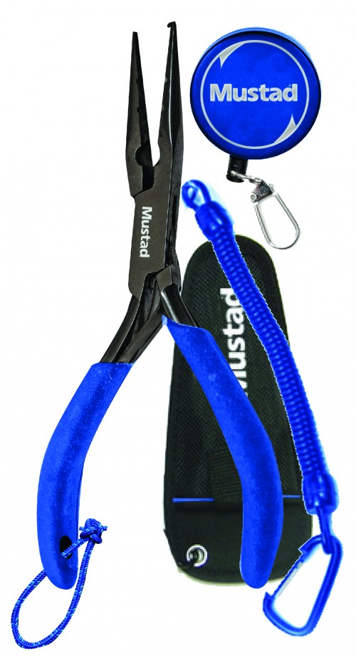 Mustad 5.5' Micro Stainless Steel Pliers