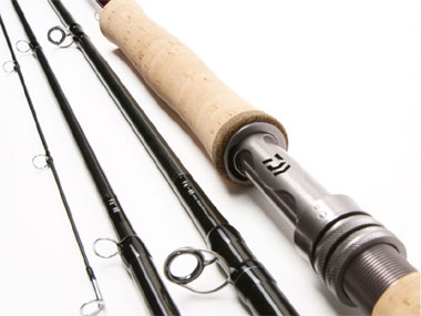 Multi-section Fly Rods