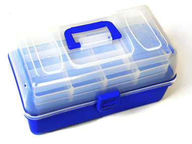 Predator Zooma 3-Tray Tackle Box