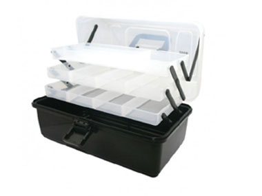 Predator 3 Tray Tackle Box-200B