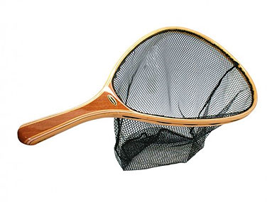 Landing Net Wooden for Trout